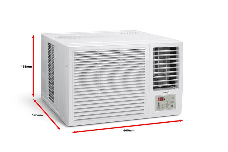 Kogan 3.5kW Window Wall Air Conditioner (Reverse Cycle)