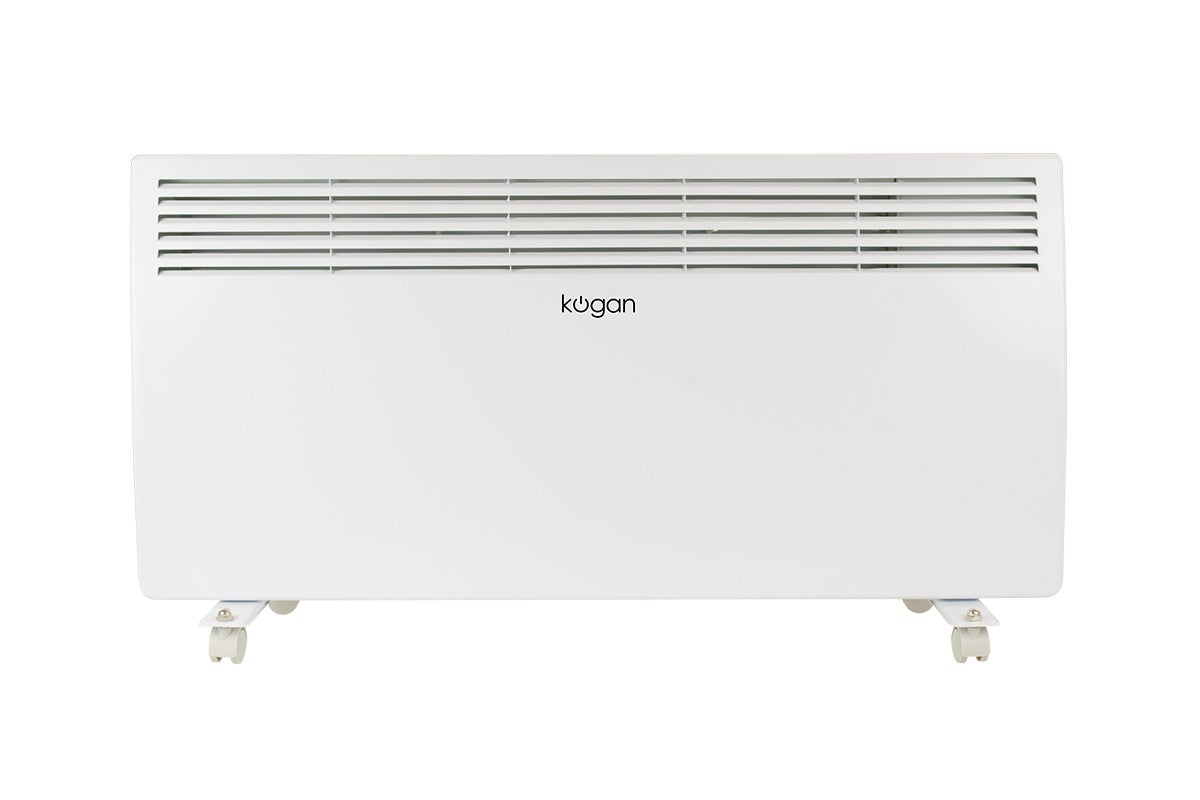 Heaters - Kogan 2000W Smart Electric Panel Heater with Timer