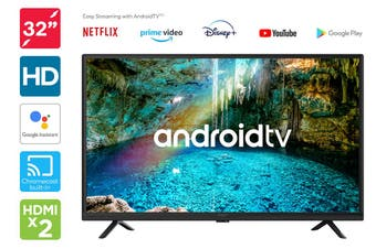"Kogan 32"" Smart LED TV Android TV™ (Series 9, RH9220)"