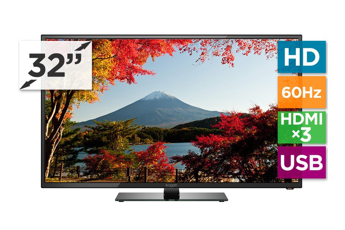 "LED Televisions - Kogan 32"" LED TV (HD)"