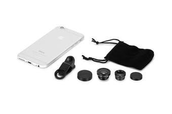 3 in 1 Smartphone Lens Clip