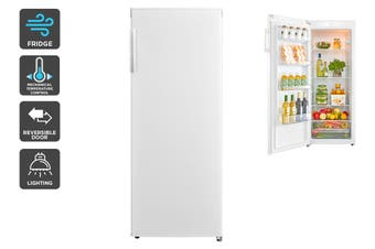 Kogan 237L Upright Fridge - White