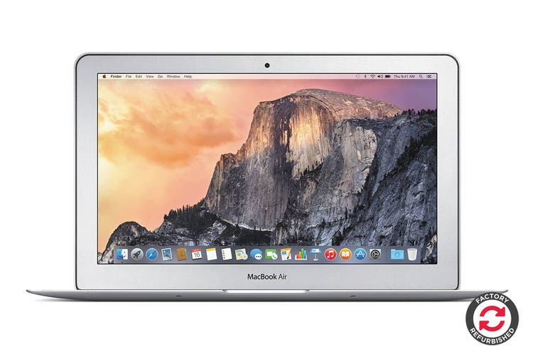 "Apple 11"" MacBook Air MJVM2 Refurbished (1.6GHz i5, 128GB) - A Grade"