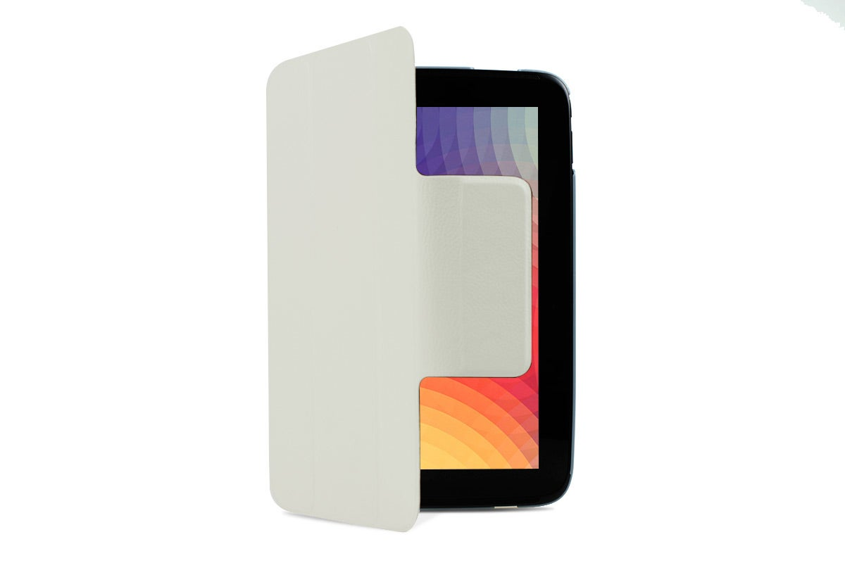 Cases - Magnetic Smart Cover for Nexus 10 (White)