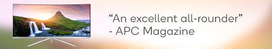 APC Magazine Quote