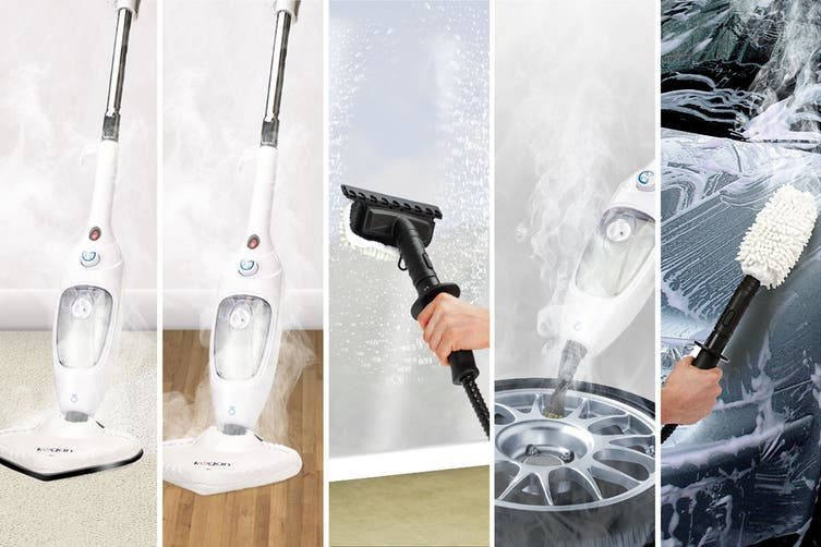 Kogan 9-in-1 Steam Mop