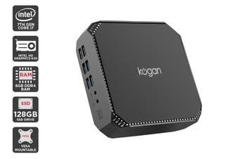 Kogan Atlas Z700 i7 Mini PC with Windows 10 (8GB, 128GB SSD)