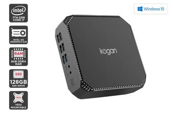 Kogan Atlas Z700 i7 Mini PC with Windows 10 (8GB, 128GB SSD)