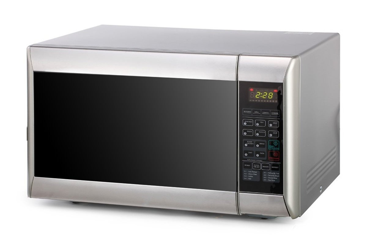 New Kogan Microwave Oven Brand New 32l Stainless Steel