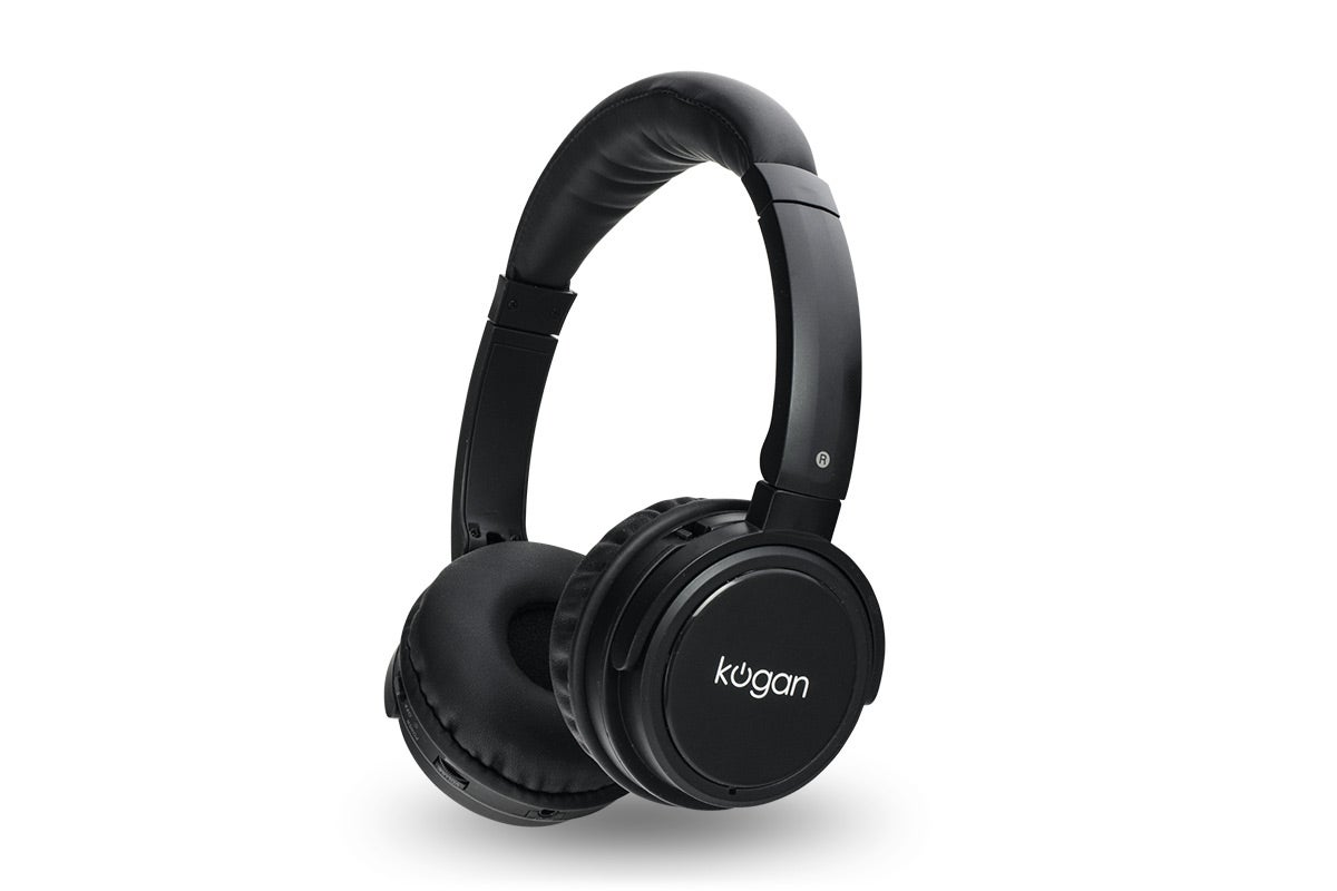 Active Noise Cancellation Headphones - Kogan Active Noise Cancelling On-Ear Headphones