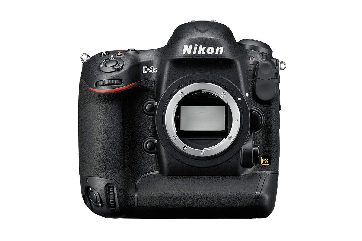 DSLR Cameras - Nikon D4S DSLR - Body Only