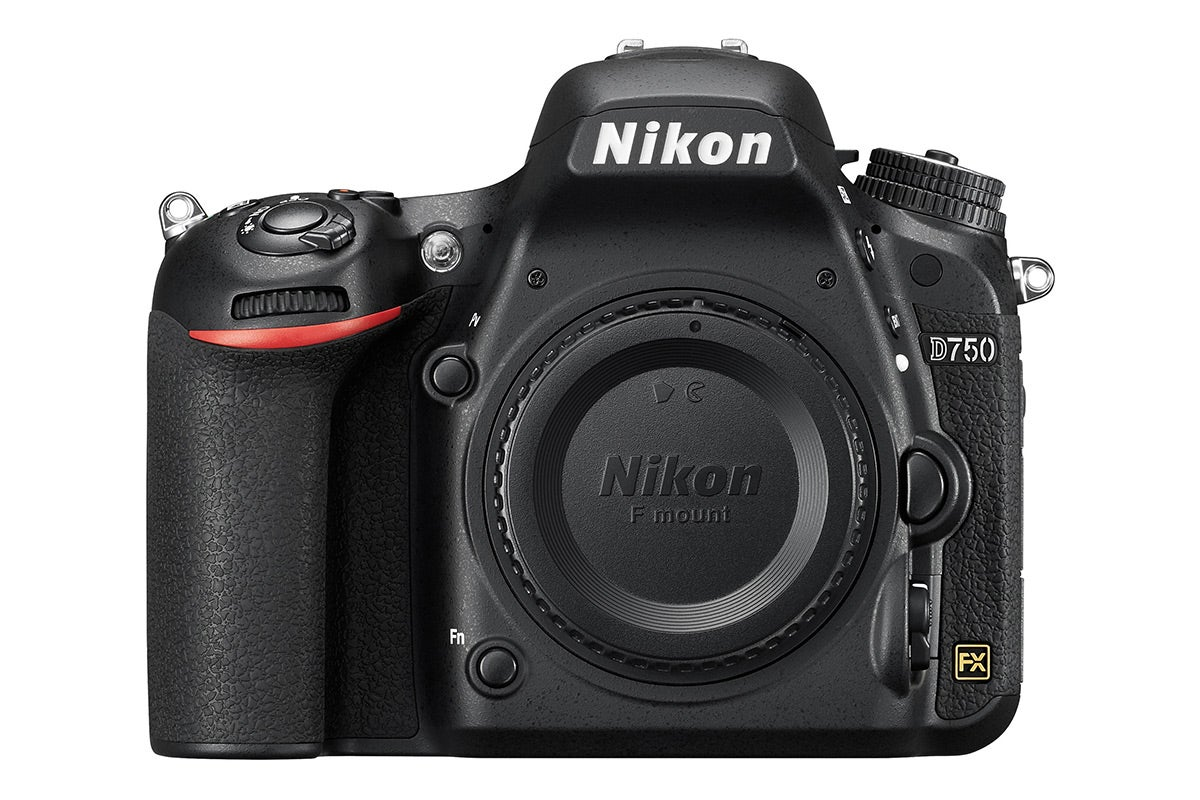 DSLR Cameras - Nikon D750 DSLR Camera (Body Only)