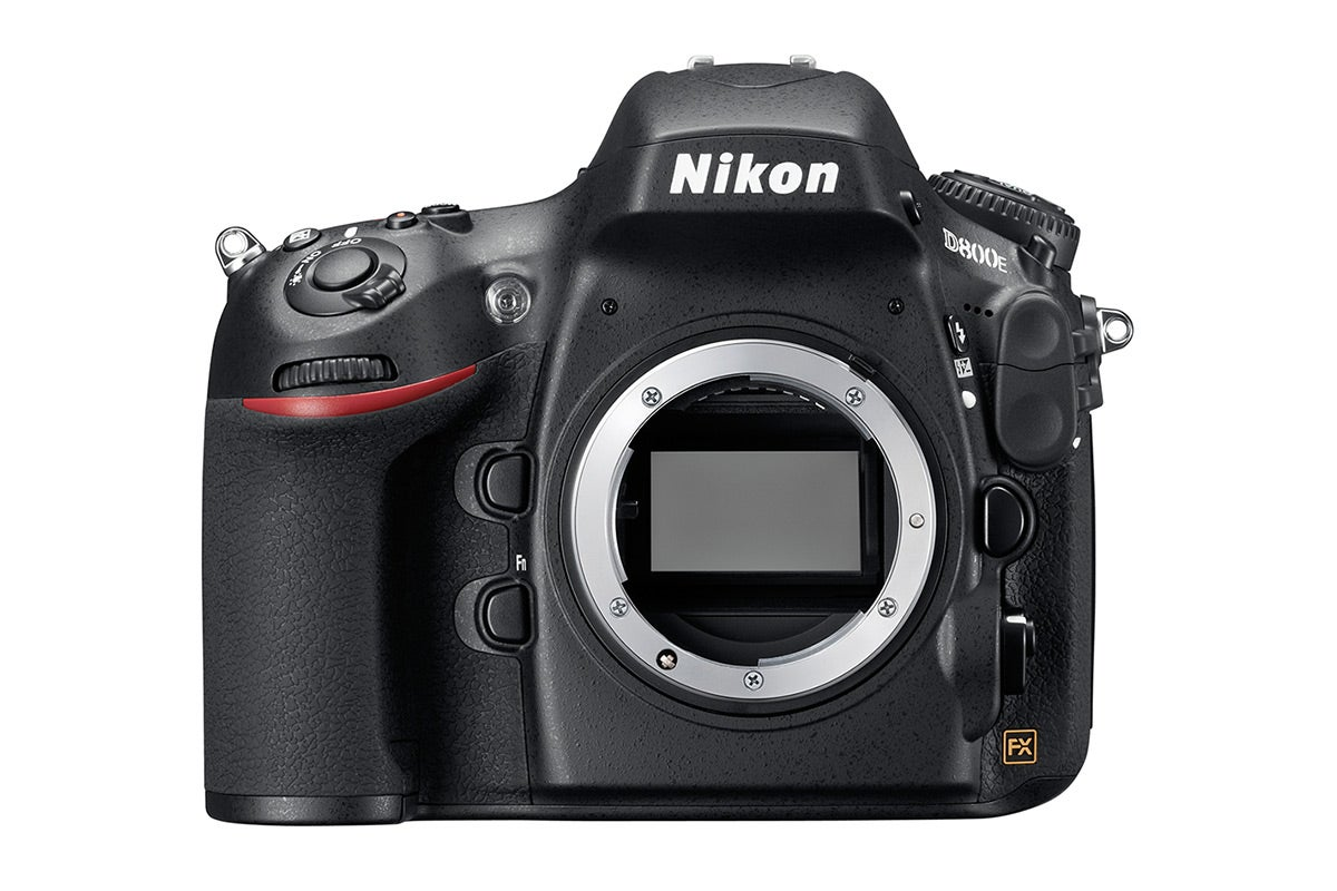 DSLR Cameras - Nikon D800E DSLR Camera - Body Only