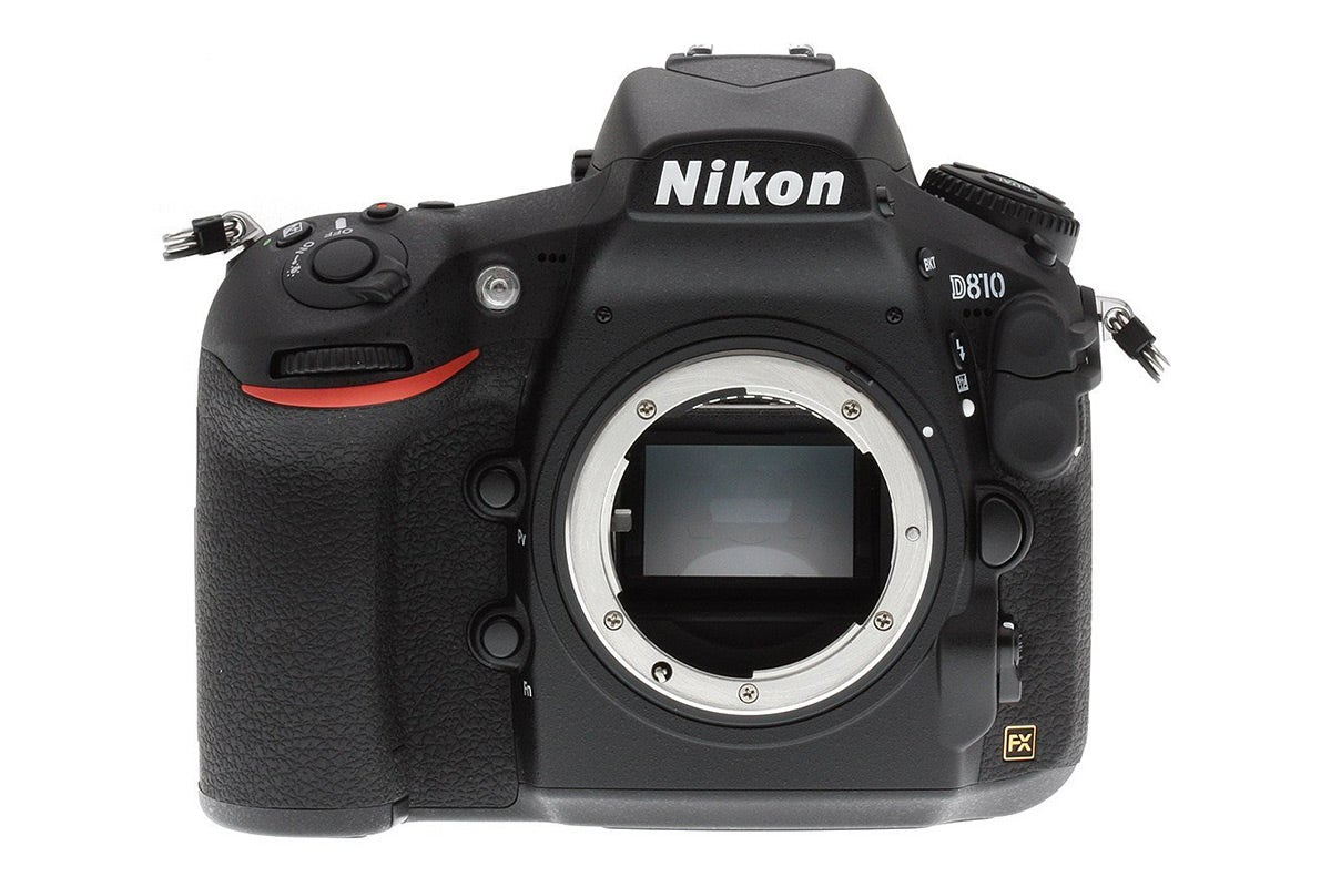 DSLR Cameras - Nikon D810 DSLR Camera - Body Only