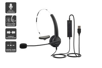 Kogan USB Headset with Microphone