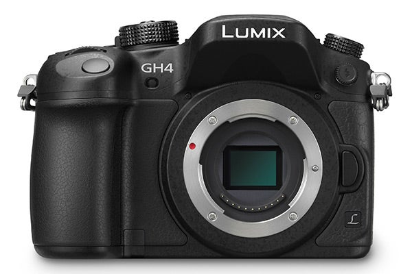 Mirrorless Interchangeable Lens Cameras - Panasonic Lumix DMC-GH4 Mirrorless Camera (Body Only)