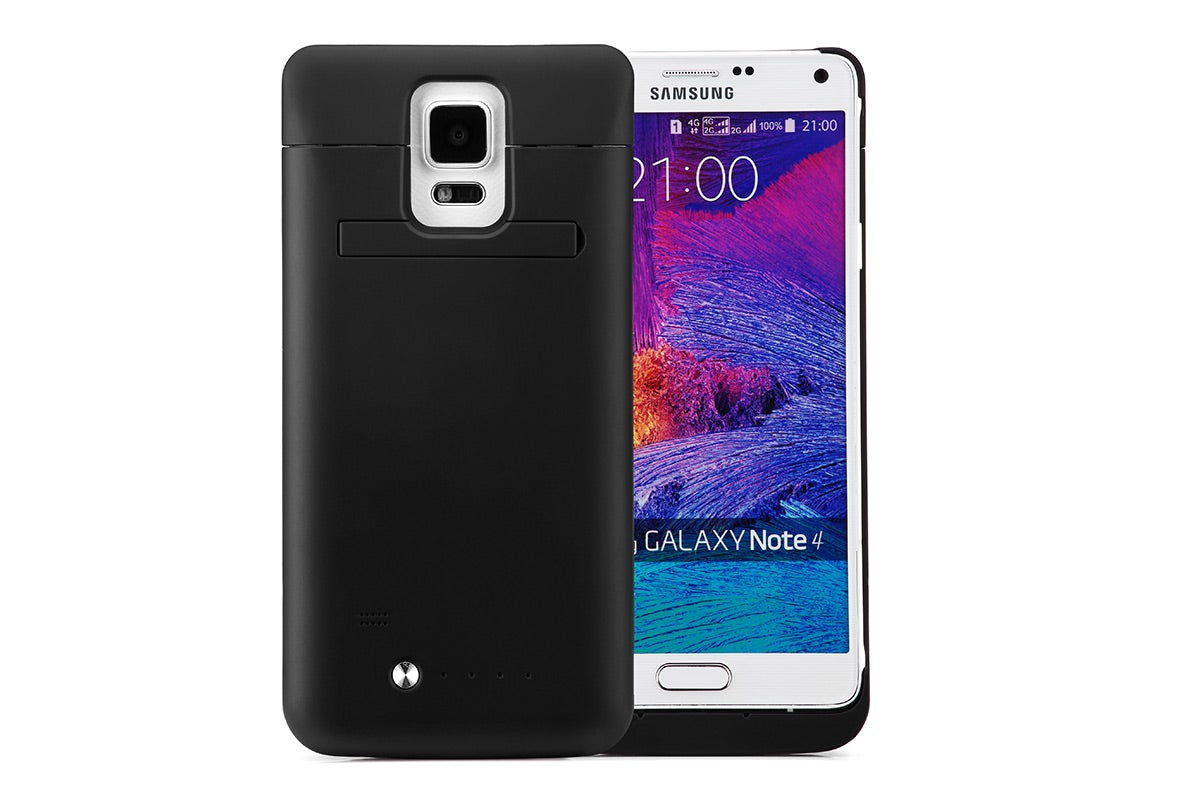 Cases - PowerCase for Galaxy Note 4