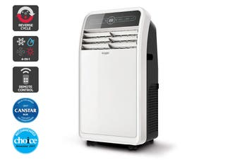 Kogan 12,000 BTU Portable Air Conditioner (3.5kW, Reverse Cycle)