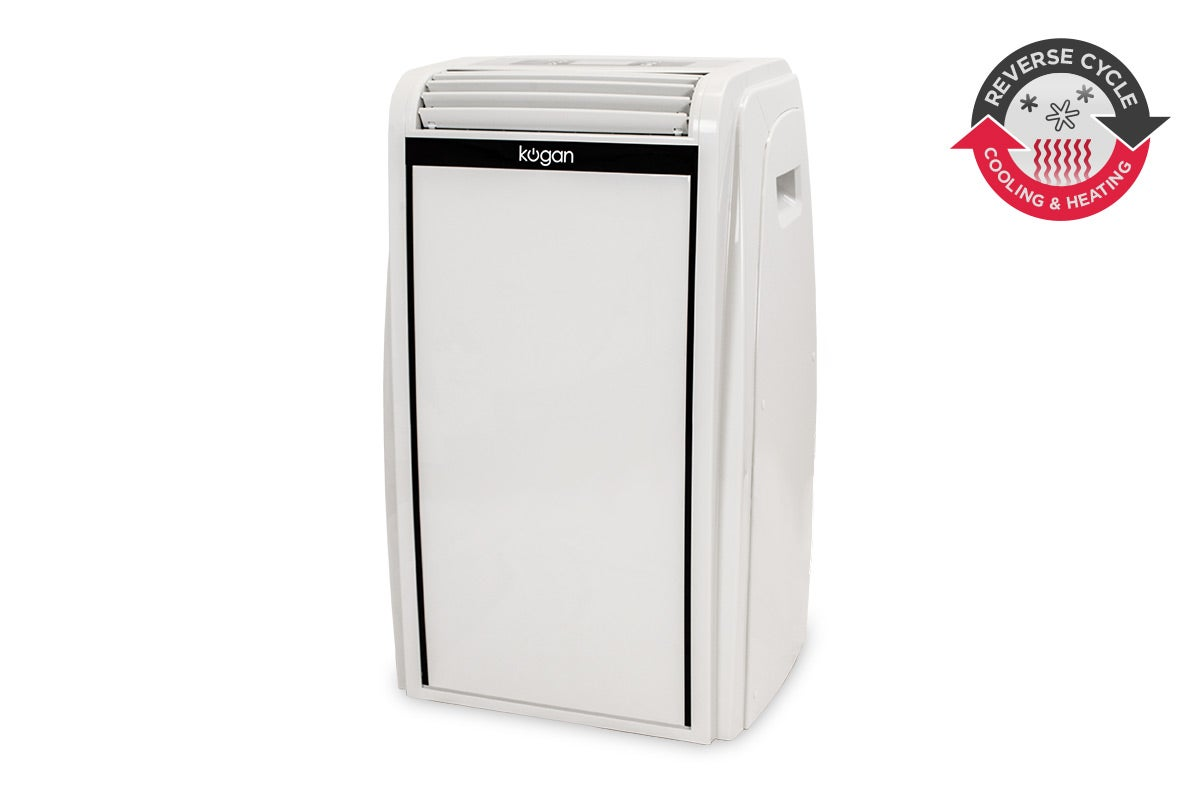 Air Conditioners - Kogan 14,000 BTU Portable Air Conditioner (4.1kW, Reverse Cycle)