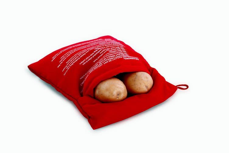 Microwavable Instant Potato Bag