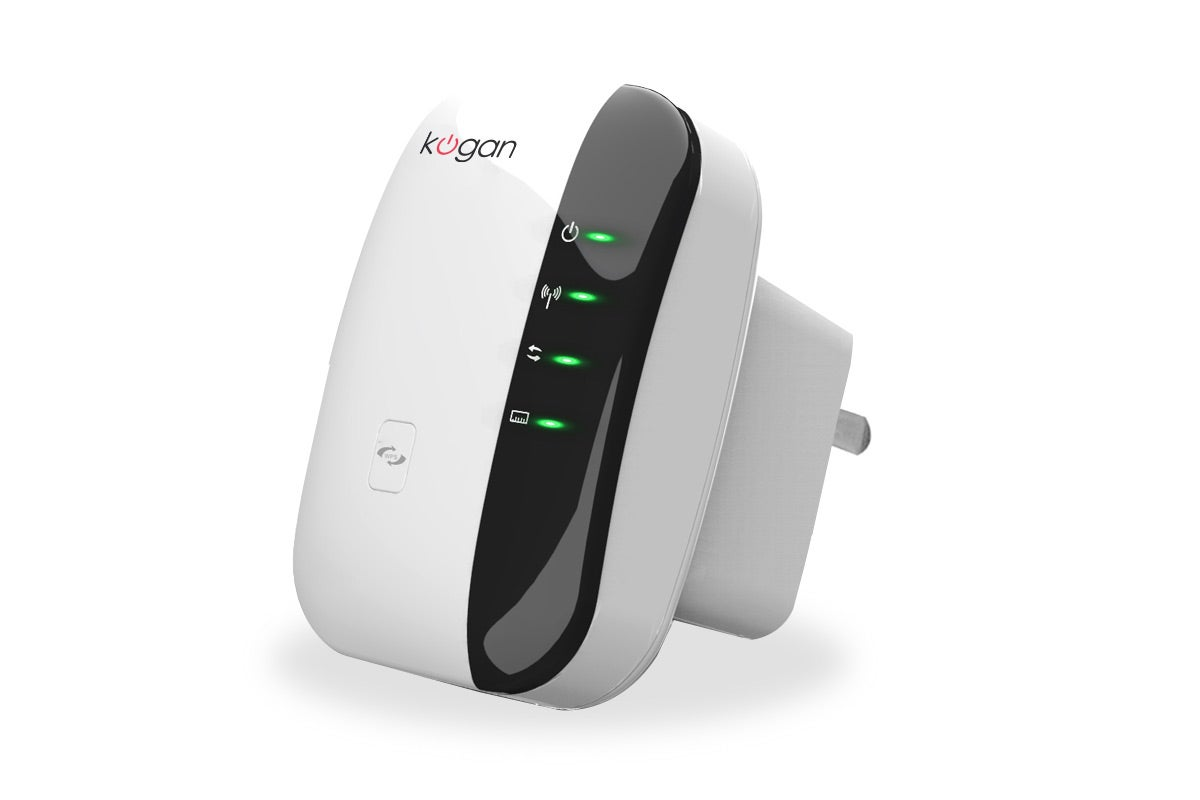 Networking & Wireless - Kogan Wi-Fi Range Extender