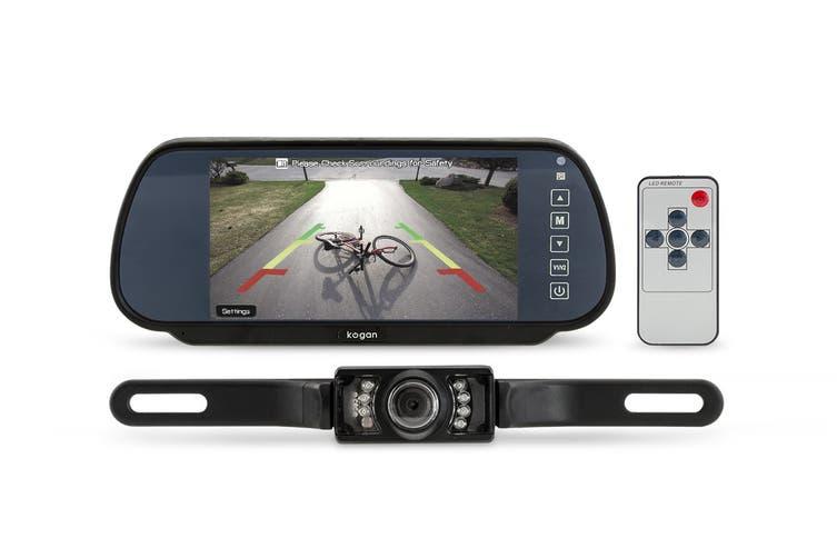 Kogan Wireless Rear View Reversing Camera