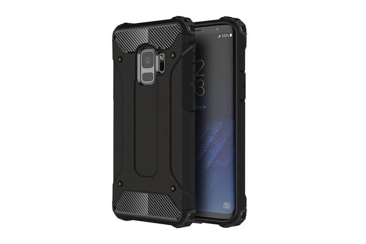 Shockproof Case For Samsung Galaxy S9+ Black