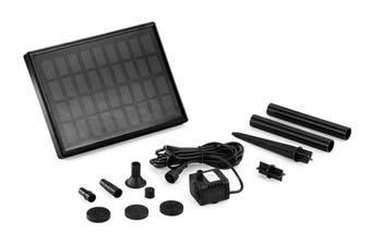 Solar Powered Fountain Kit
