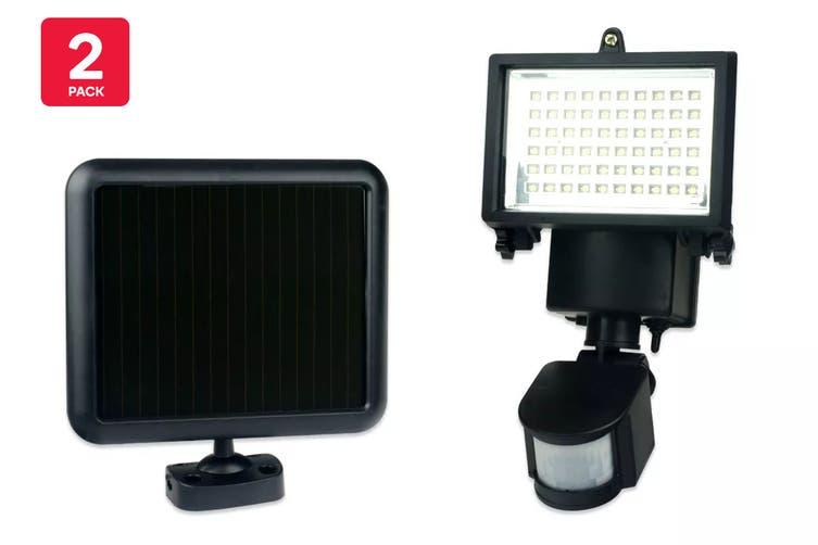 Kogan Solar Motion Sensor LED (2 pack)