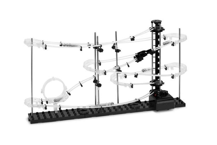 DIY Toy Rollercoaster (5m)