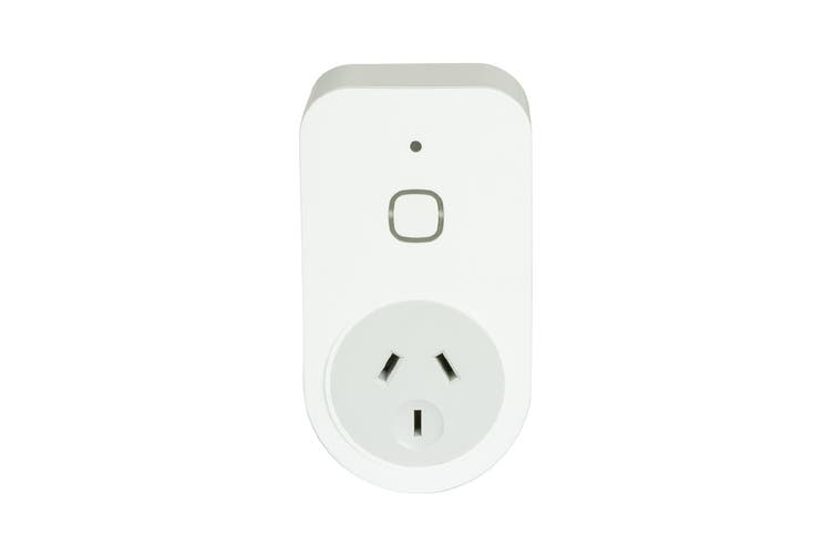 Kogan SmarterHome™ Smart Plug With Energy Meter - Pack of 4