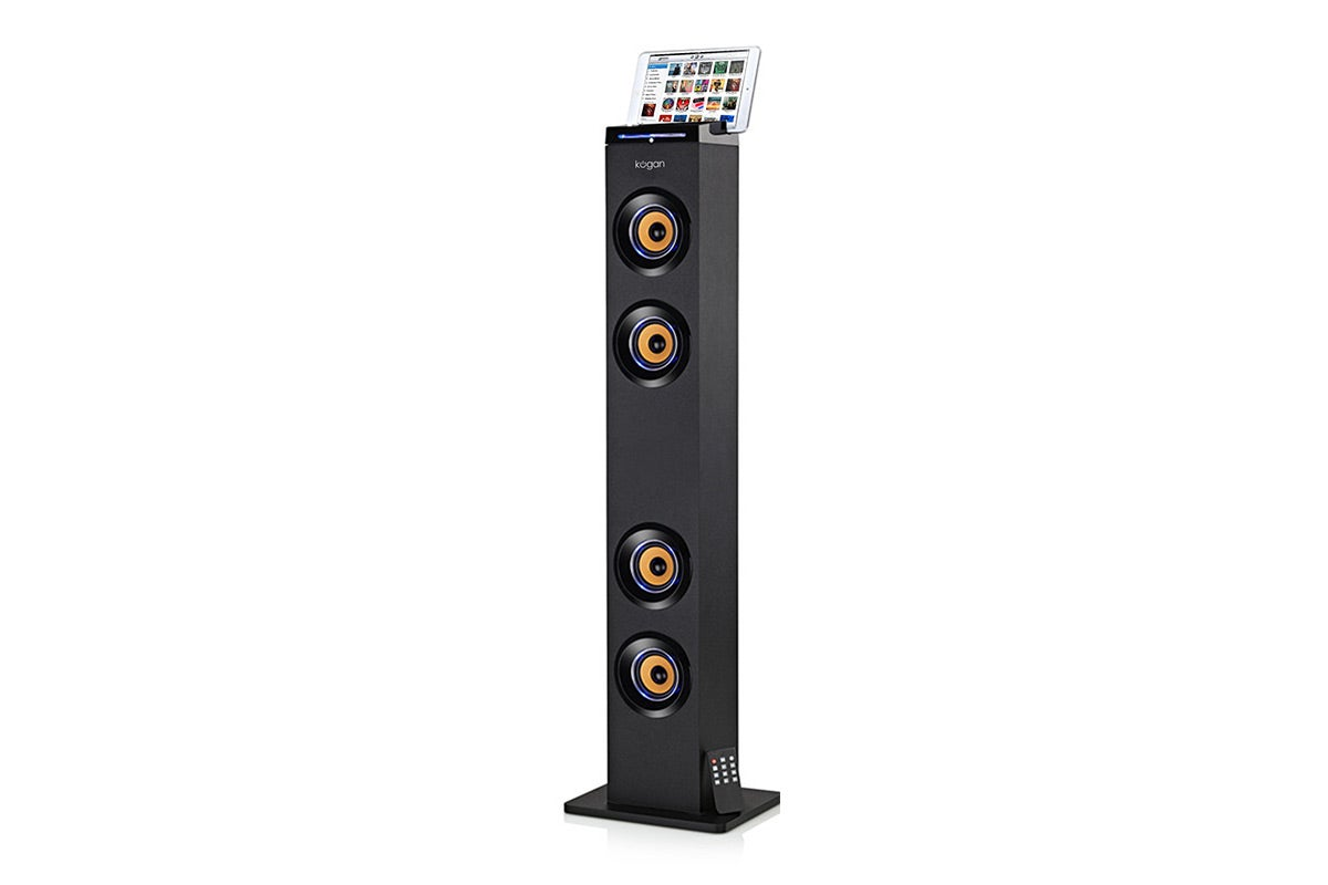 Home Theatre - Kogan Multimedia Bluetooth Tower Speaker with Dock