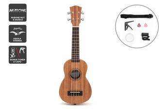 Royale Soprano Ukulele (Natural)