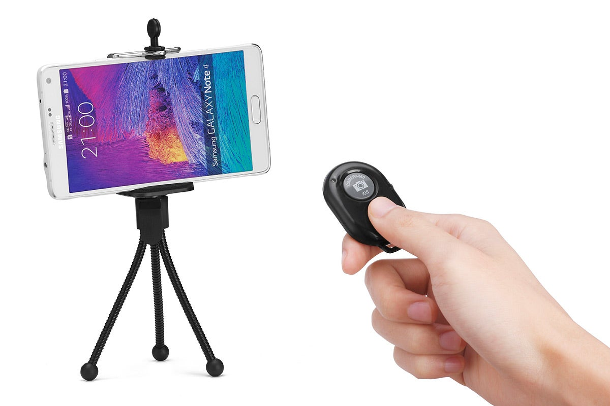 Tripods & Mounts - Bluetooth Remote Shutter and Tripod