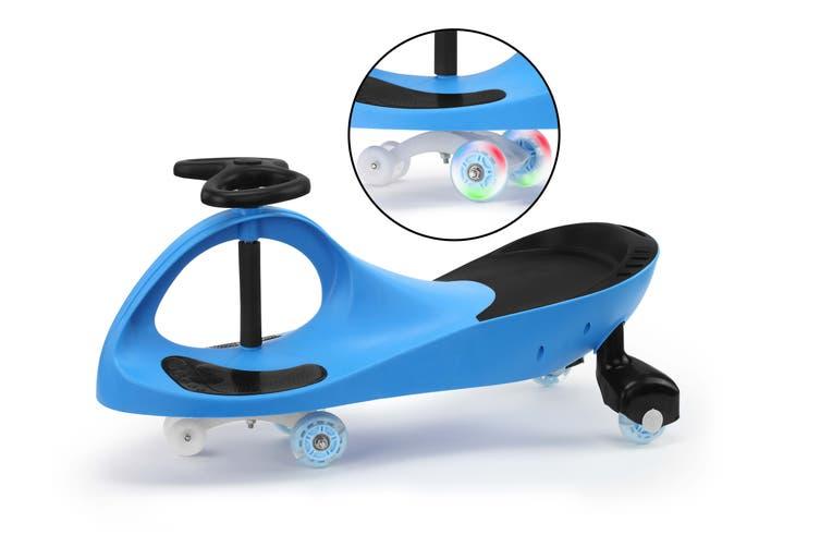 Kids Swing Car (Blue)