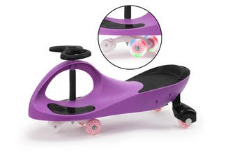 Kids Swing Car (Purple)