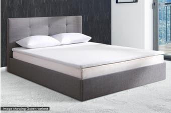 Ovela Ultra Comfort Memory Foam Mattress Topper (King)