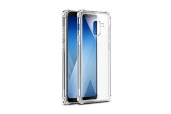 Samsung Galaxy S9+ Shockproof Case - Clear