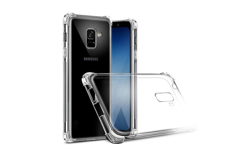 Samsung Galaxy S9+ Shockproof Case - Clear