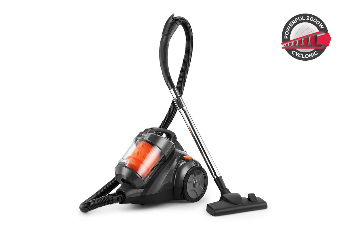 Vacuum Cleaners - Kogan 2000W Cyclonic Bagless HEPA Vacuum
