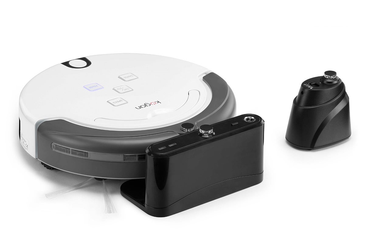 Vacuum Cleaners - Kogan Robot Vacuum Cleaner with Base Station & Virtual Wall