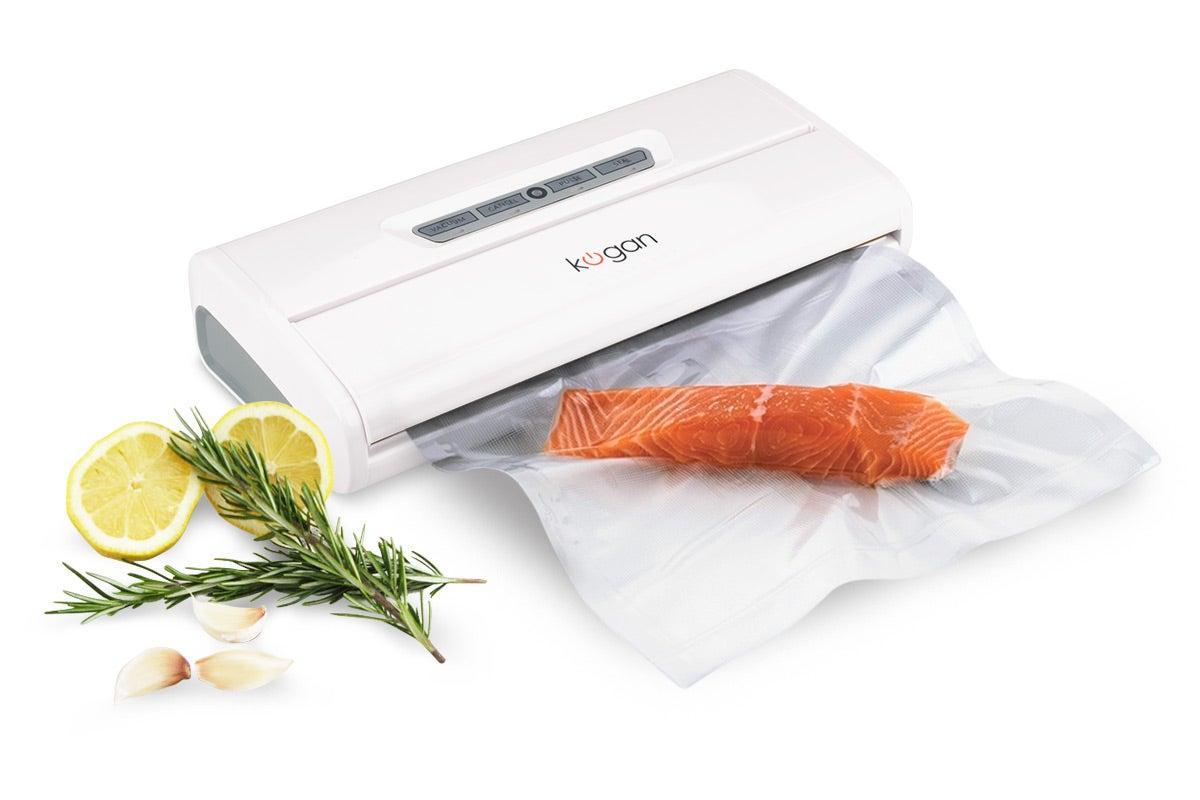 New Kogan Vacuum Sealer Food Food Saver Seal Storage Heat