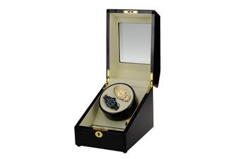 Kogan Dual Automatic Watch Winder and Storage Box