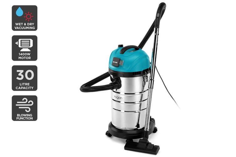 Kogan Premium 30L Wet & Dry Vacuum
