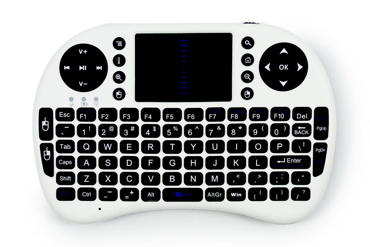 Wireless Keyboards - Kogan Android Deluxe Wireless Keyboard & Trackpad
