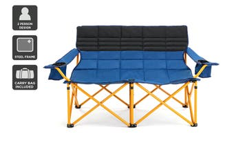 Komodo 2 Person Camping Chair Love Seat