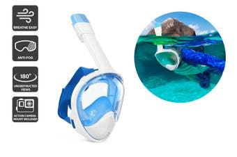 Komodo Breathe Easy Snorkel (L/XL)