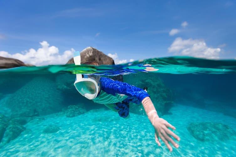 Komodo Breathe Easy Snorkel (S/M)
