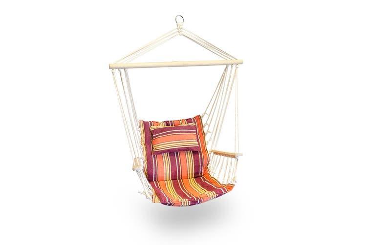 Komodo Hammock Chair Autumn Leaves Kogan Com Nz