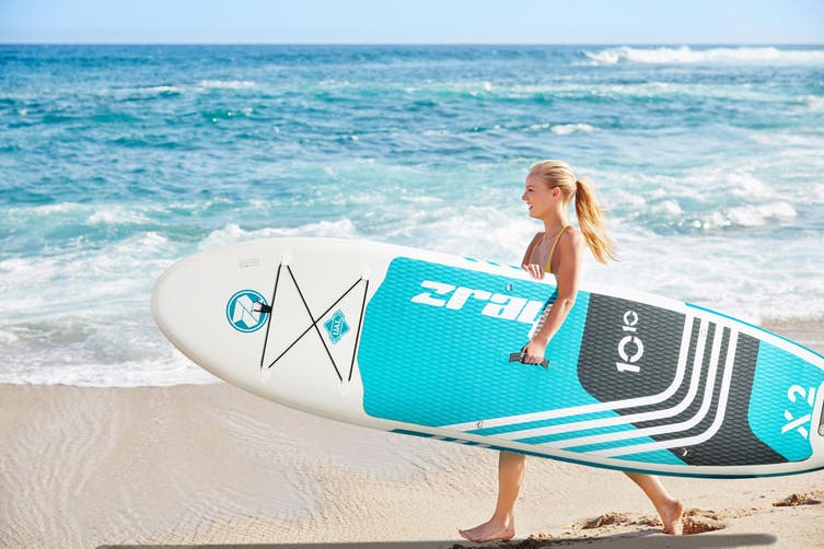Zray X2 Inflatable Stand Up Paddle Board